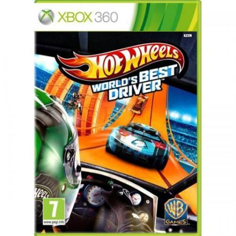 Hot Wheels Worlds Best Driver XB360